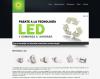 LCS, la eficiencia LED